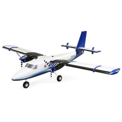 Picture of E-Flite EFL300500  Twin Otter 1.2m BNF Basic with AS3X and SAFE, includes Floats