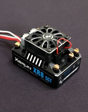 Picture for category 1/8 Brushless ESCs