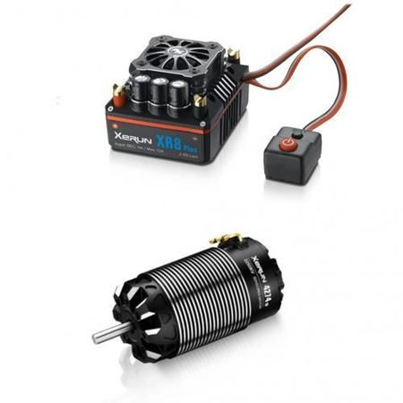 Picture for category 1/8 Motor & ESC Combos