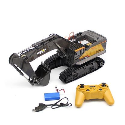 Picture of Huina 1592 1:14 2.4G 22CH RC Excavator