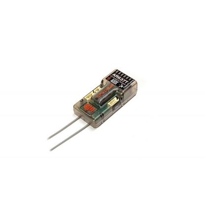 Picture of Spektrum SPMAR637TANRP 6-Channel AS3X Telemetry Receiver - No retail packaging