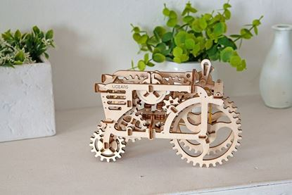 Picture of UGEARS 120181 Tractor Mechanical Model Kit