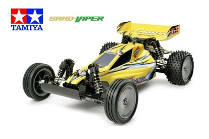 Picture of Tamiya 58374 1/10 DT-02 Sand Viper All-Terrian 2WD Kit