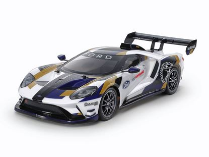 Picture of Tamiya 58689 1/10 2020 Ford GT MK II TT-02 4WD Kit