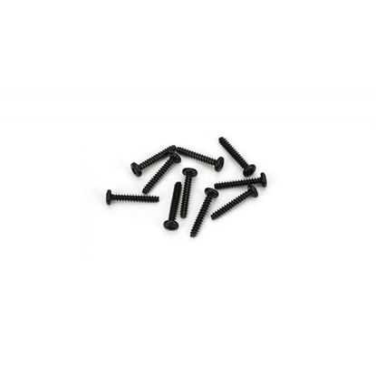 Picture of ECX RC ECX2017 3x18mm Self-Tapping BH Screw (10)