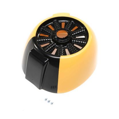 Picture of E-Flite EFL08205 Painted Cowl; T-28 Trojan 1.1m (Yellow/Black)