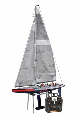Picture of Kyosho 40042S Kyosho Fortune 612 III Yacht RTR