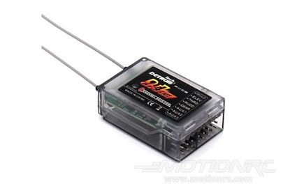 Picture of Detrum DTM-R002 RXC8 8CH 2.4Ghz Receiver for GAVIN Transmitters