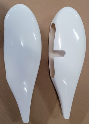"""Picture of Pilot-RC Wheel Pants 92"""" Extra 330LX"""