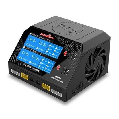 Picture of Ultra Power UP6+  600W 16A Dual Channel AC/DC Charger