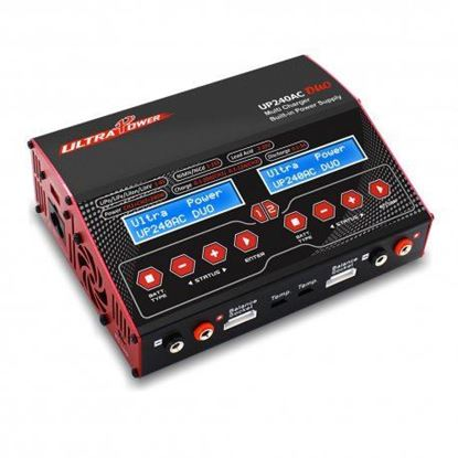 Picture of Ultra Power UP240AC Duo Dual Channels AC/DC Charger DUO 240W
