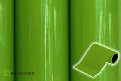 Picture of Oratrim 27-043-002 decorative film - width: 9,5 cm - length: 2 m may green