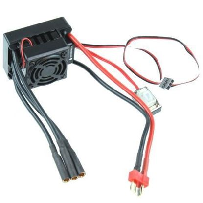 Picture of Hobbywing HHWP-10BL60-RTR SBEC Brushless 60A ESC- Waterproof- No retail packaging