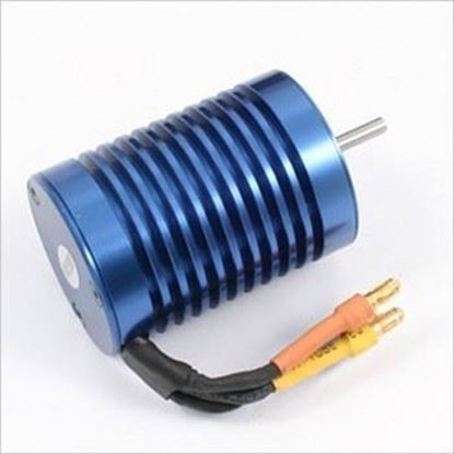 Picture of HobbyWing HH3650S-10T EZRUN 3650S 10T SL Brushless Motor, Blue, for 1/10 Car 4300KV- No retail packaging