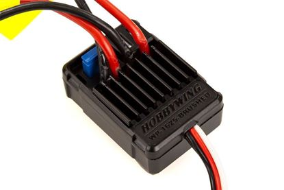 Picture of Hobbywing HH30121000-Crawler QUICRUN-WP-1625-Brushed Crawler 25A ESC  - NO RETAIL PACKAGING